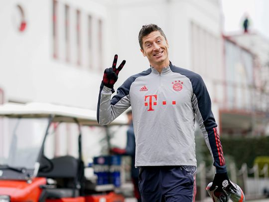 Lewandowski heads Fifa Best player of the year along with Lionel Messi and Cristiano Ronaldo