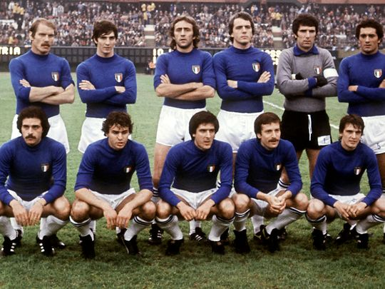 Tributes pour in for Italy 1982 World Cup hero Paolo Rossi