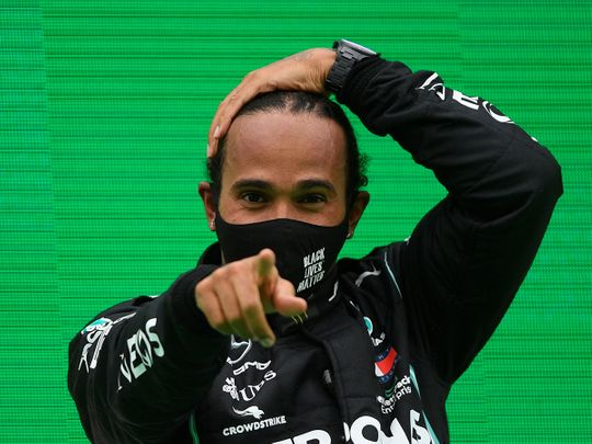 Lewis Hamilton to race in Abu Dhabi Grand Prix after negative COVID-19 test result