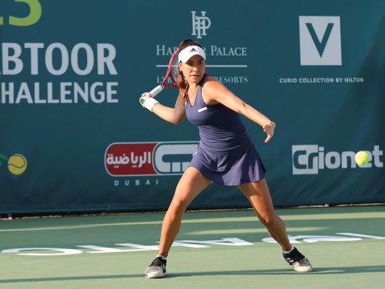 Al Habtoor Challenge: Qualifier Ruse hangs on to make it to semi-finals