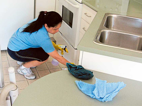 Nannies, employers hail protection of domestic workers in the UAE