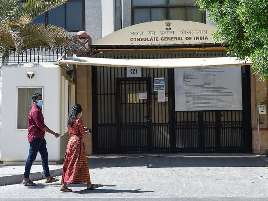 Want to work with Indian Consulate in Dubai for over Dh8,500 salary? Here is a job vacancy