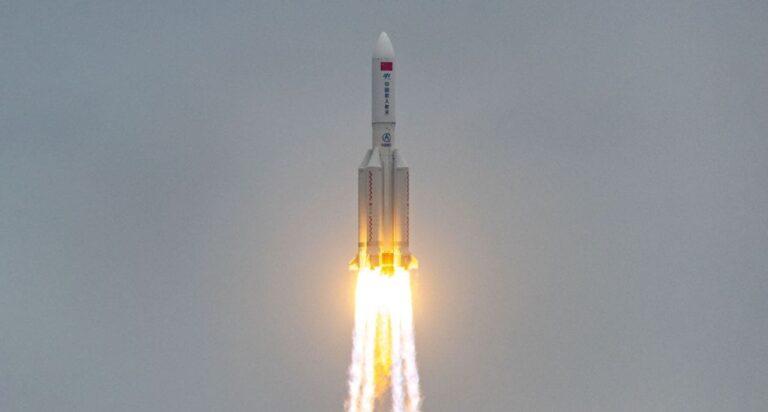 عن صاروخ الصين الشارد.. معهد فلكي يكشف الاحتمالات