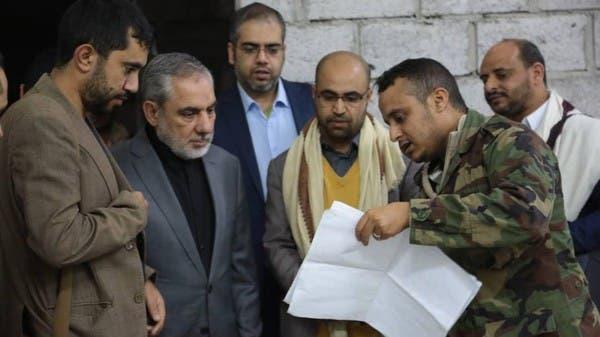 الإرياني: ممثل إيران يتحرك كحاكم فعلي في مناطق الحوثي